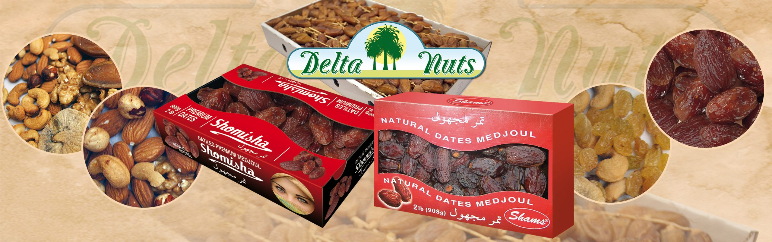 Delta Nuts - IMPORTADOR DE FRUTOS SECOS DE CALIDAD SUPERIOR